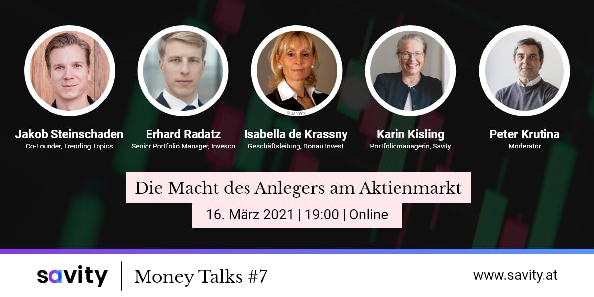 Money Talks: Die Macht des Anlegers am Aktienmarkt